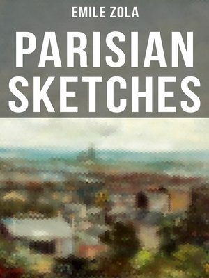 cover image of PARISIAN SKETCHES