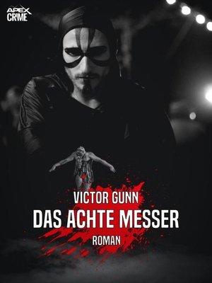 cover image of DAS ACHTE MESSER
