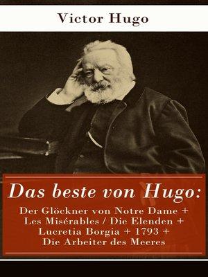 cover image of Das beste von Hugo