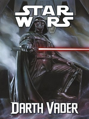 cover image of Star Wars Darth Vader--Vader