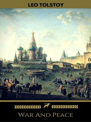 cover image of War and Peace (Golden Deer Classics)