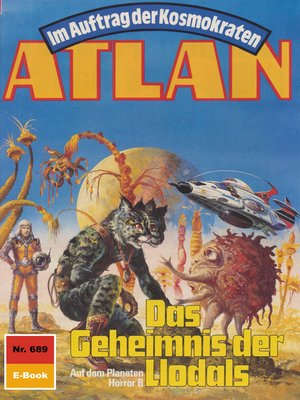 cover image of Atlan 689
