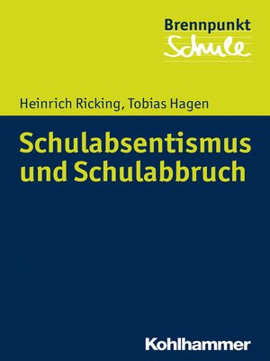 cover image of Schulabsentismus und Schulabbruch