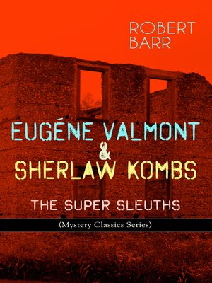 cover image of Eugéne Valmont & Sherlaw Kombs