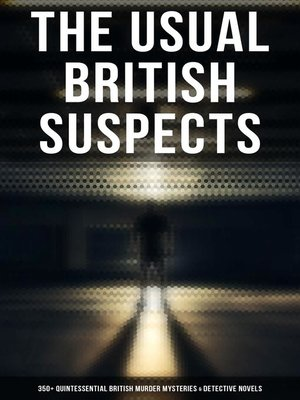 cover image of THE USUAL BRITISH SUSPECTS