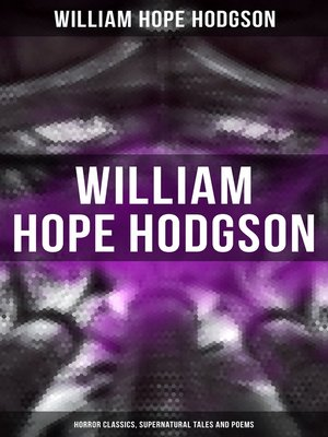 cover image of WILLIAM HOPE HODGSON