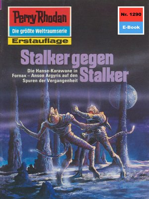 cover image of Perry Rhodan 1290