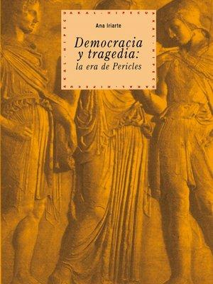 cover image of Democracia y tragedia