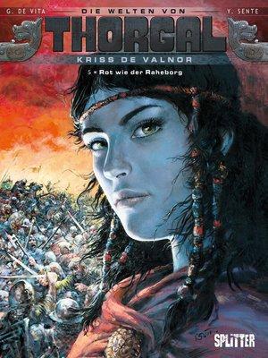 cover image of Die Welten von Thorgal--Kriss de Valnor. Band 5