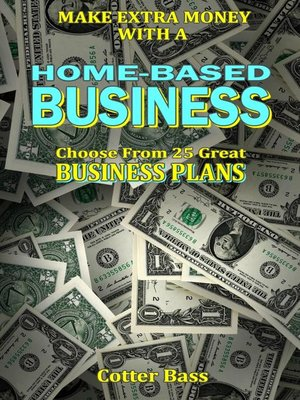 cover image of Make Money With a HOME-BASED BUSINESS