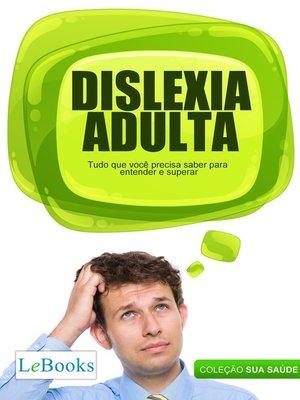 cover image of Dislexia adulta