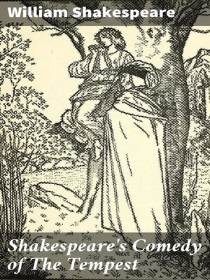 cover image of Shakespeare's Comedy of the Tempest