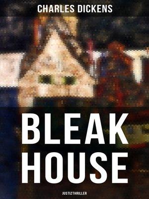 cover image of Bleak House (Justizthriller)