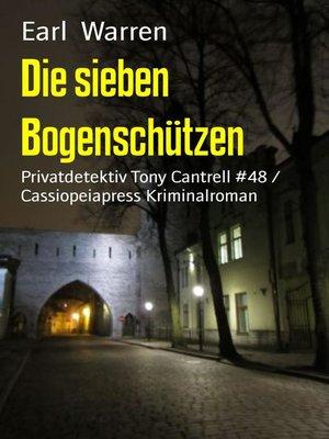 cover image of Die sieben Bogenschützen