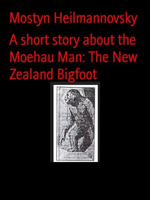 cover image of A short story about the Moehau Man