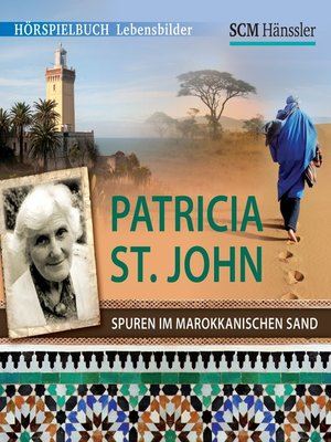 cover image of Patricia St. John
