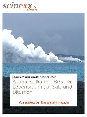 cover image of Asphaltvulkane