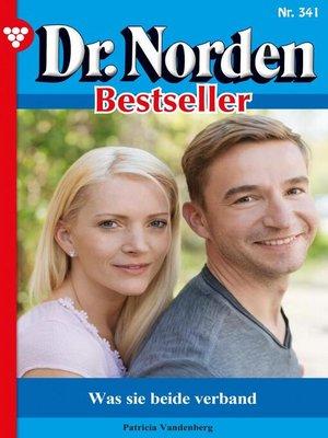 cover image of Dr. Norden Bestseller 341 – Arztroman
