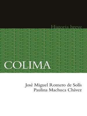 cover image of Colima