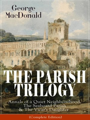 cover image of THE PARISH TRILOGY