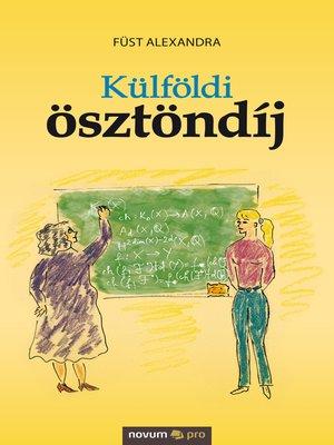 cover image of Külföldi ösztöndíj