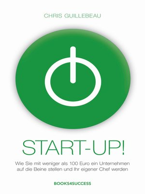 cover image of Start-up!