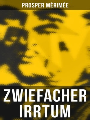 cover image of Zwiefacher Irrtum