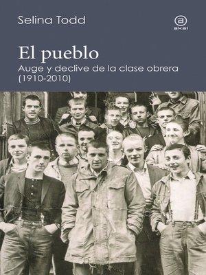 cover image of El pueblo