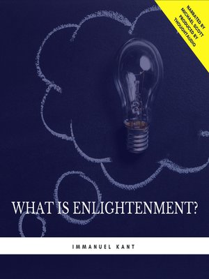 cover image of What is Enlightenment?