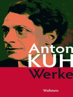 cover image of Werke