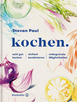 cover image of kochen.