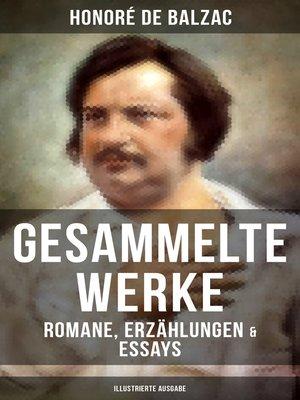 cover image of Gesammelte Werke von Balzac