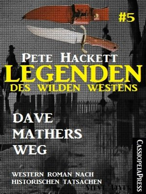 cover image of Legenden des Wilden Westens 5