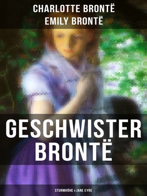 cover image of Geschwister Brontë