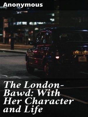 cover image of The London-Bawd