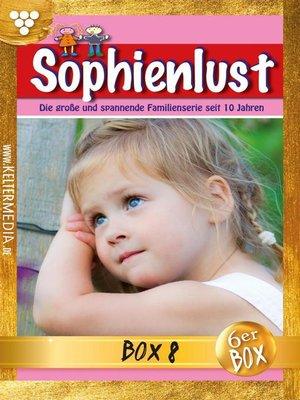 cover image of Sophienlust Jubiläumsbox 8 – Familienroman