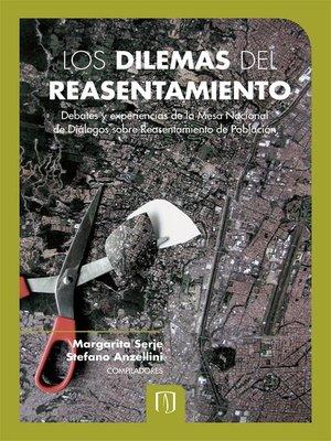 cover image of Los dilemas del reasentamiento