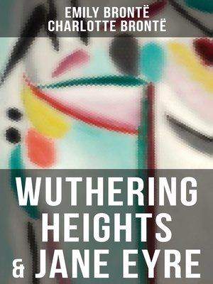 cover image of Wuthering Heights & Jane Eyre