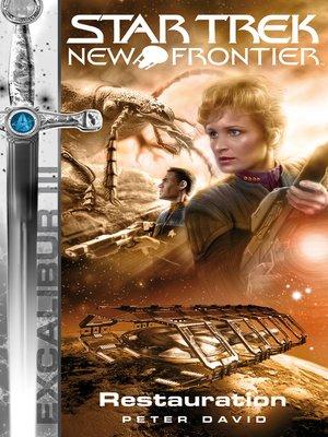 cover image of Star Trek--New Frontier 09