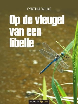cover image of Op de vleugel van een libelle
