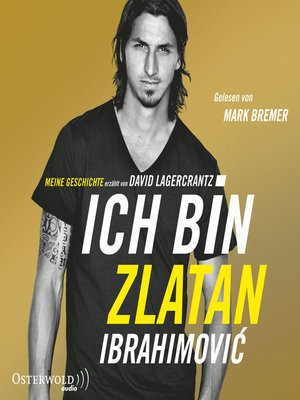 cover image of Ich bin Zlatan
