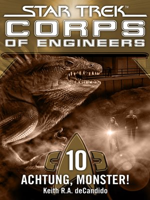 cover image of Star Trek--Corps of Engineers 10