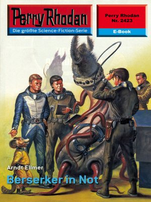 cover image of Perry Rhodan 2423