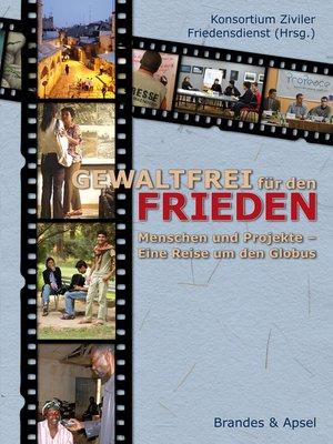 cover image of Gewaltfrei für den Frieden