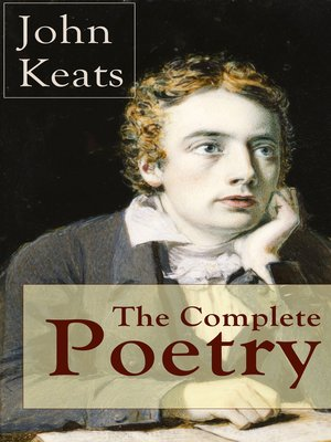 cover image of The Complete Poetry of John Keats