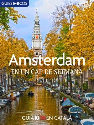 cover image of Amsterdam. En un cap de setmana