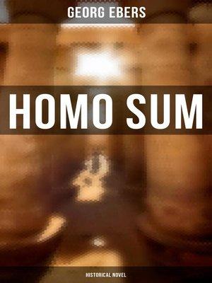 cover image of Homo Sum (Historical Novel)