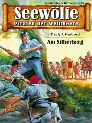 cover image of Seewölfe--Piraten der Weltmeere 443