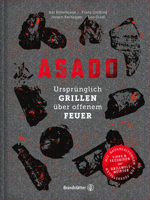 cover image of Asado