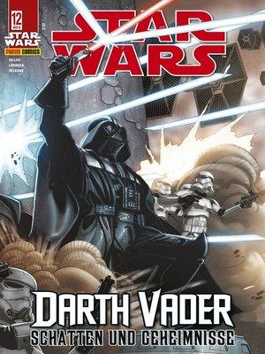 cover image of Star Wars, Comicmagazin 12--Schatten und Geheimnisse